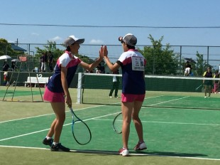 ソフトテニス総体2